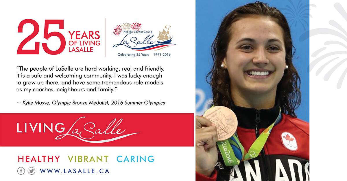Living LaSalle Campaign - Kylie Masse