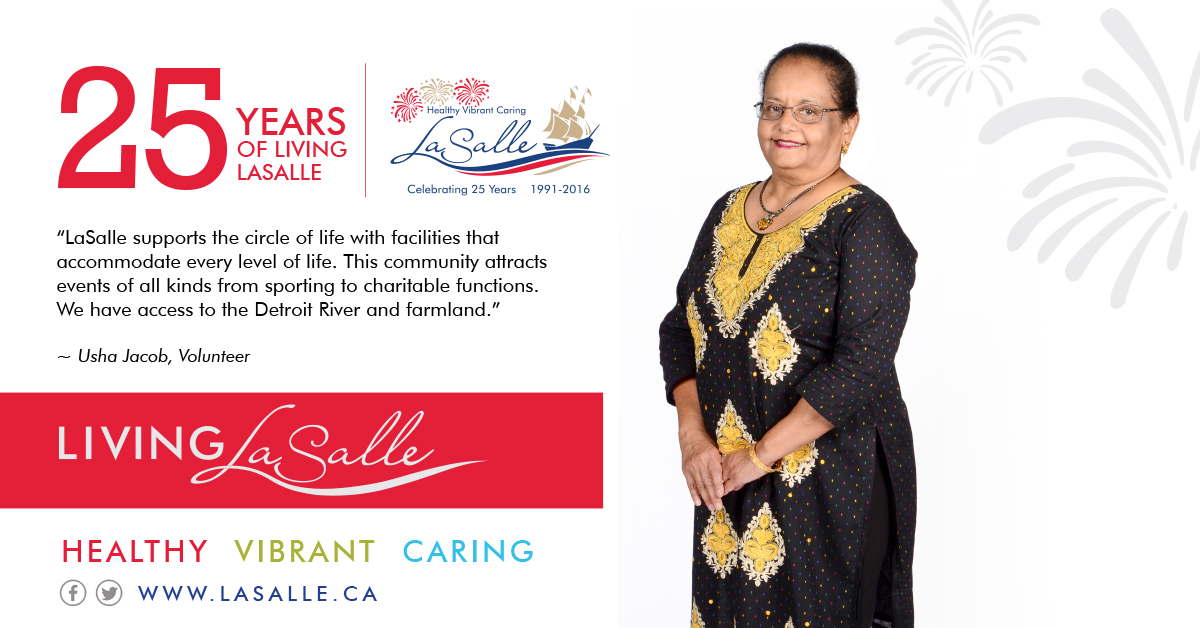 Living LaSalle - Usha Jacob
