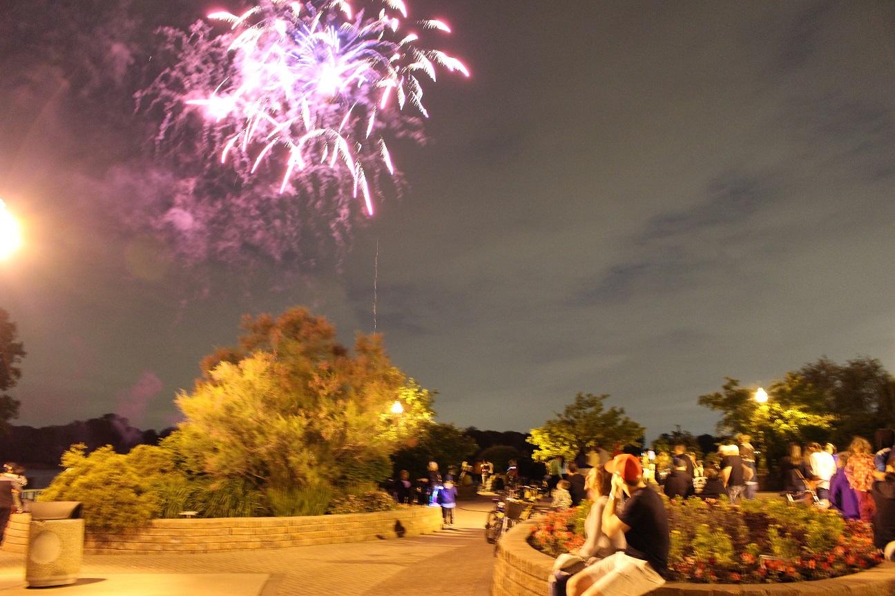 LaSalle Fireworks Displau