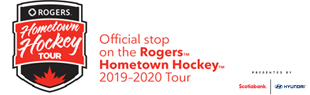 Rogers Hometown Hockey logo