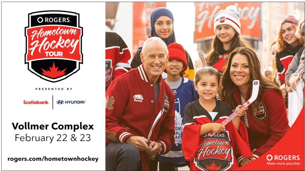 Hometown Hockey Cover Photo