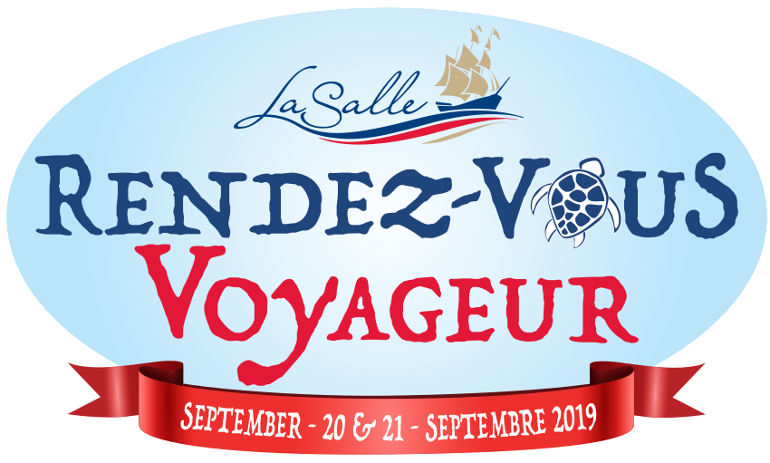 Rendez-Vous Voyageur Event Logo, September 20 and 21, 2019